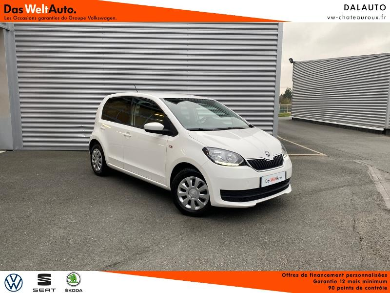 SKODA Citigo à Paris